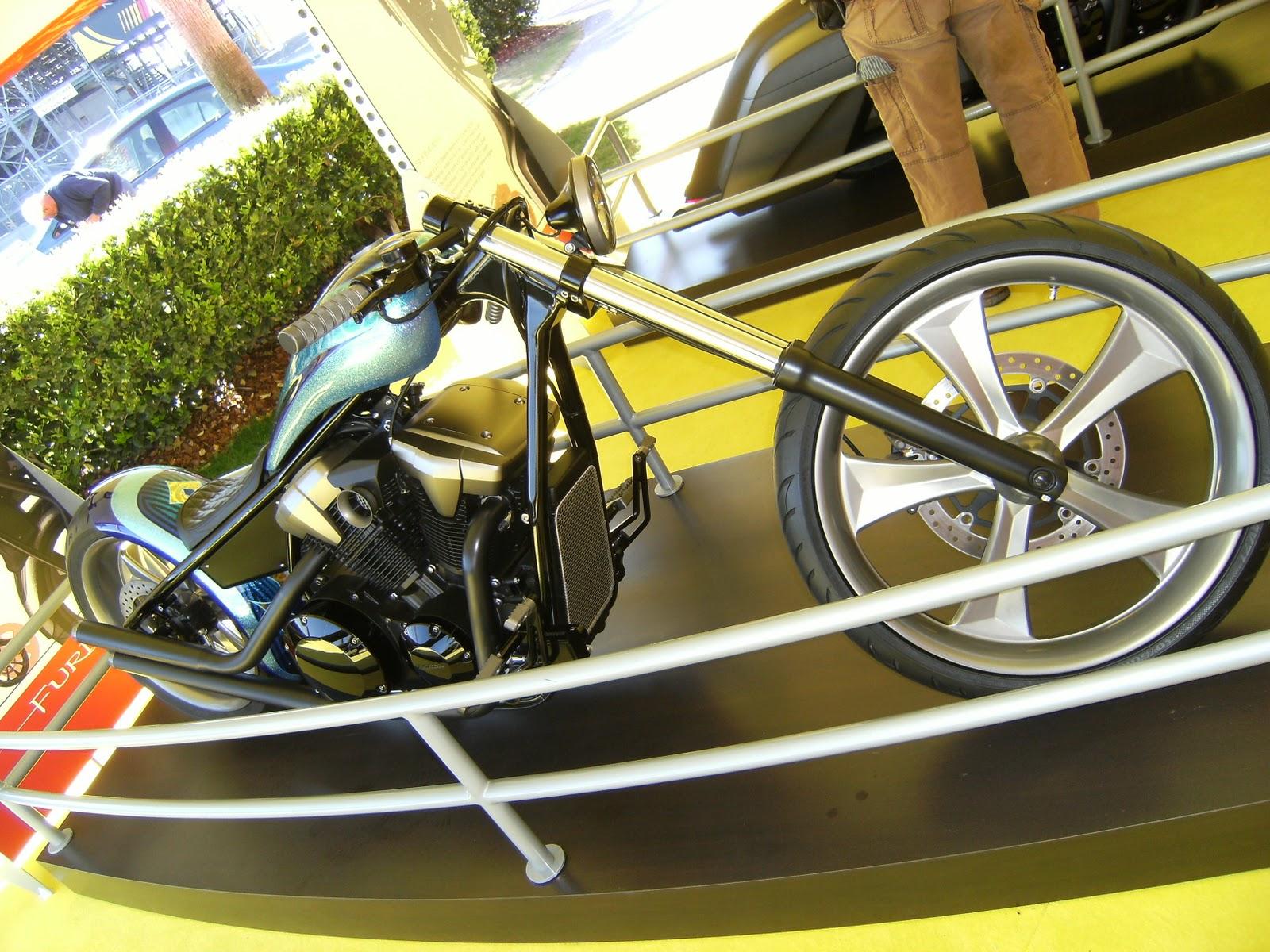 Heartland Honda Daytona Bike Week 2011