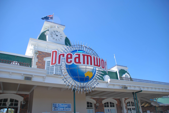 Dreamworld @Gold Coast