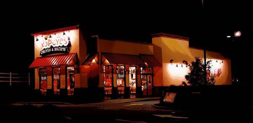 Popeyes Louisiana Grill