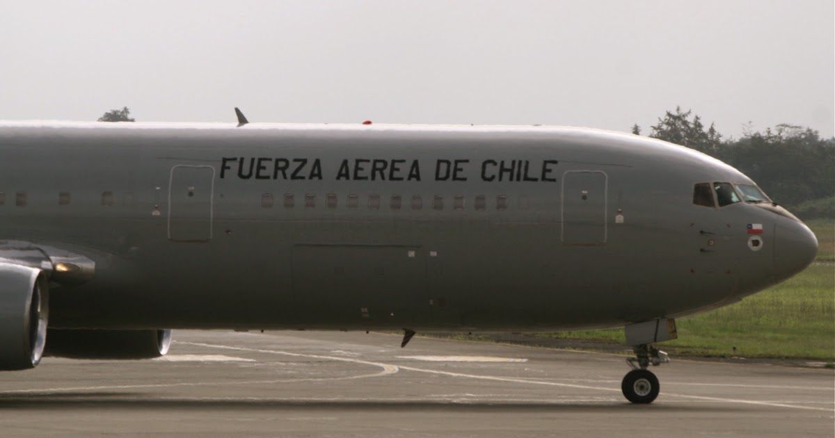 Spotting En Skcl Clo Aviones Presidenciales De La