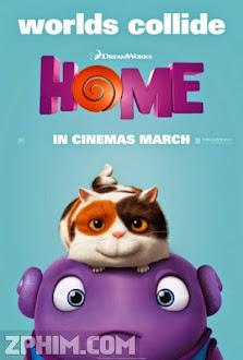 Hành Trình Trở Về - Home (2015) Poster