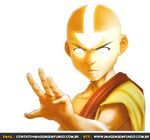 Imagem Sem Fundo: Avatar A Lenda De Aang