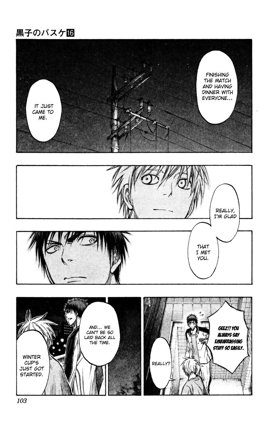 Kuroko no Basket Manga Chapter 140 - Image 13