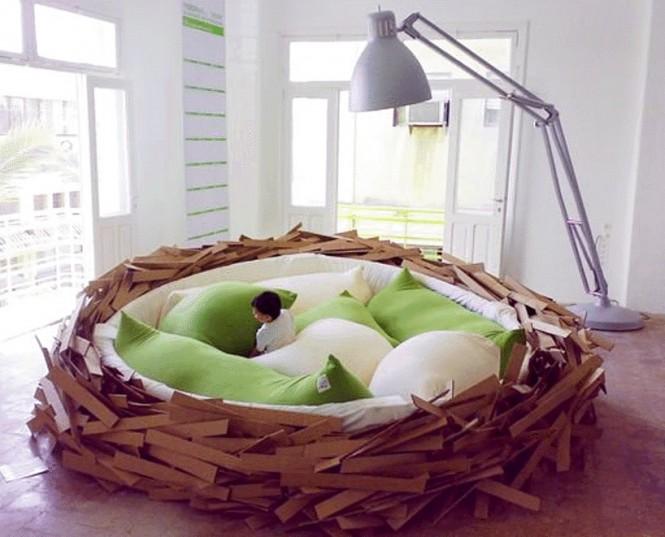 спалня - гнездо