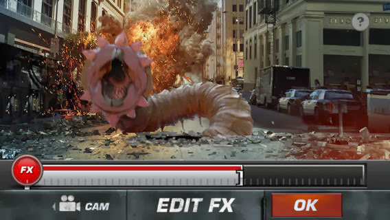 Action Movie FX v2.8 for iPhone/iPad