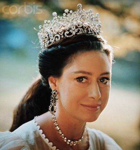 The Golden Age The Poltimore Tiara Of Princess Margaret