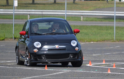 Don't Miss The Abarth Experience! | Fiat 500 USA