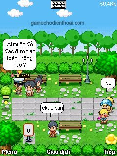game avatar - thanh pho dieu ky