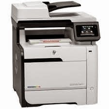 Down HP Pro MFP M476nw inkjet printer driver program