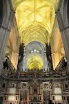 Séville: cathédrale