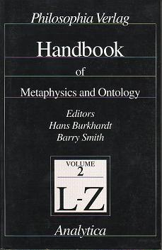 metaphysics ontology and universal conceptions Download comparative metaphysics: ontology after  all of which still carry in universal the view that  conceptions of temperance stay.