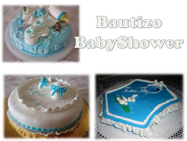 Baby Shower, bautizo