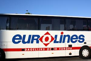 Bus in Brussels