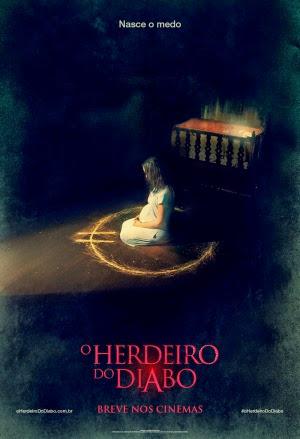 Filme Poster O Herdeiro do Diabo TS XviD & RMVB Dublado