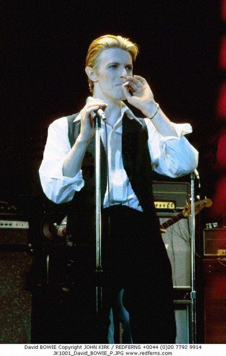 David Bowie Isolar Ii Tour