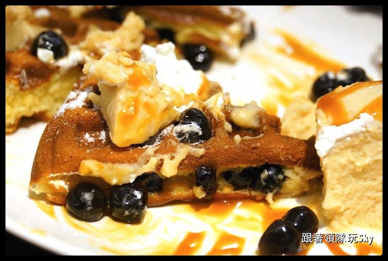 台北美食推薦-松山珍珠奶茶鬆餅【342巷咖啡】(寵物友善餐廳)