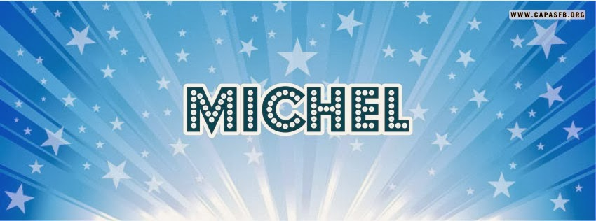 Capas para Facebook Michel