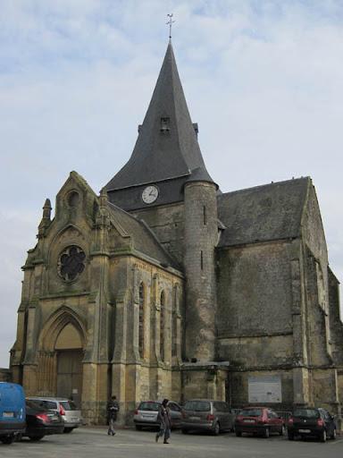 ボーモン村教会@フランス、パリ