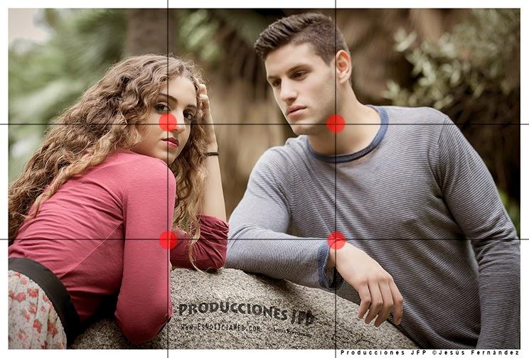 Reglas sobre el encuadre y la composición fotográfica