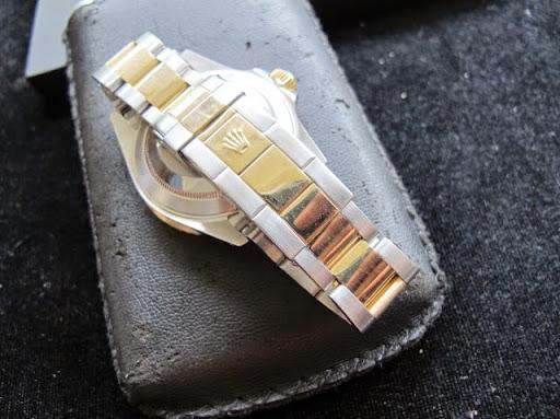 Bán đồng hồ rolex submariner – model 16613 – vành đen – mặt đen – seri K – size 40mm