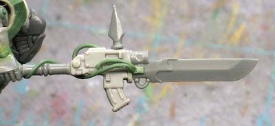 Adeptus Custode weapon conversion