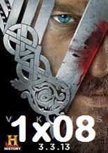 Vikings Temporada 1×08 Online