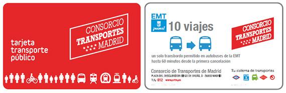 ¿Conoces el nuevo billete de diez viajes con transbordo BUS+BUS EMT?