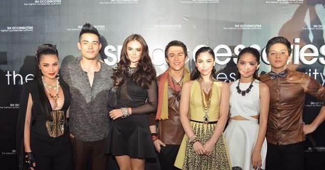 Kathryn Bernardo And Julia Montes And Daniel Padilla Daniel Padilla, Kathry...