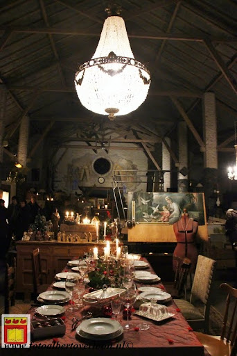 OVO kerstviering bij Jos Tweedehands met stijl en Bieb overloon  12-12-2012 (16).JPG