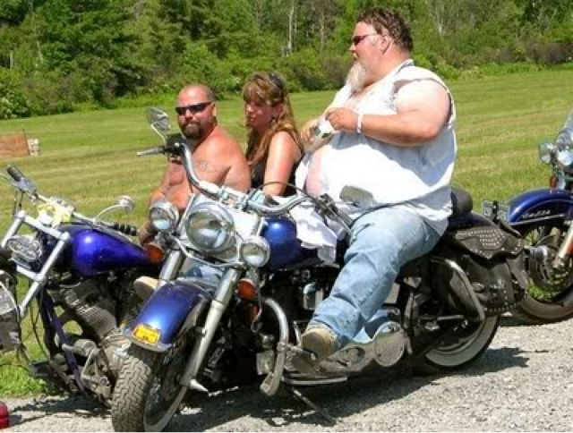 Big Motorcycles Bikes For Big Guys Then tell her that you love