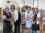 Stretnutie podnikateliek vo Valdštejnskom paláci v Prahe