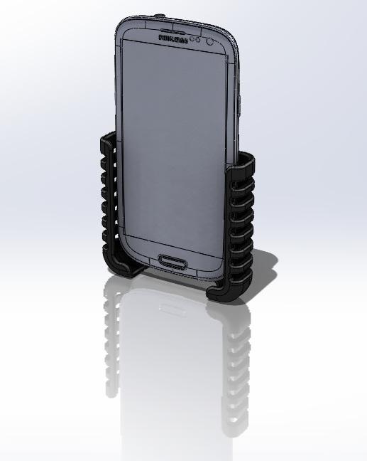 Custom Cell Phone Holder Mount Ford F150 Forum