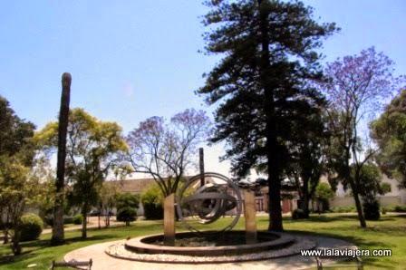Jardines de la Atalaya, Jerez