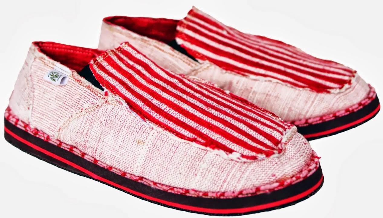 #soleRebels 手紡有機綿棒棒鞋:讓你徜徉夏日海洋風! 2