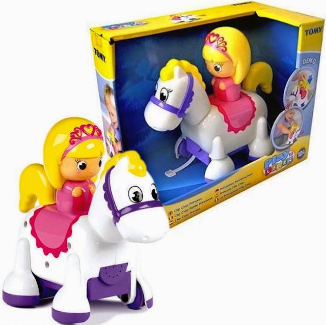 Đồ chơi Công chúa cưỡi ngựa được sản xuất theo đúng tiêu chuẩn của Châu Âu