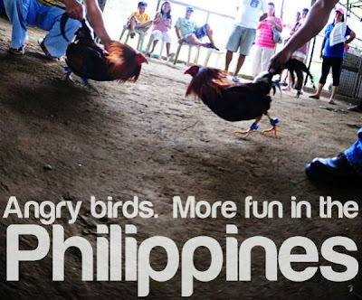 Angry Birds. More Fun in the Philippines.