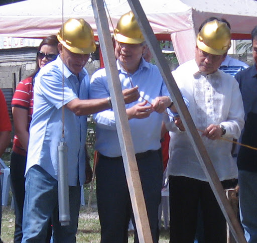 Cinamatheque groundbreaking