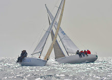 J/80s sailing Princess Yaiza Cup