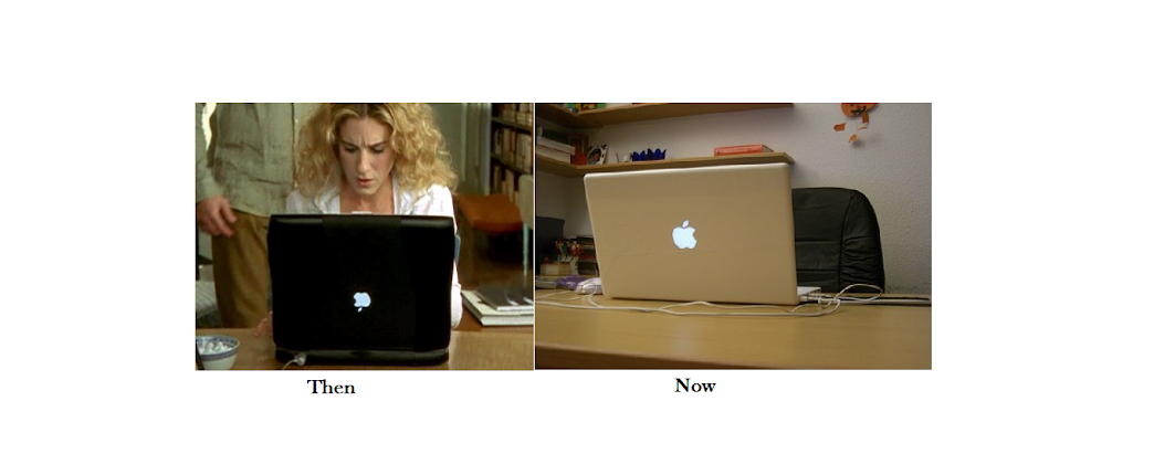 Apple Logo: Then and Now