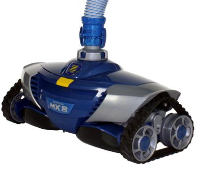 Robot MX8 de chez Zodiac