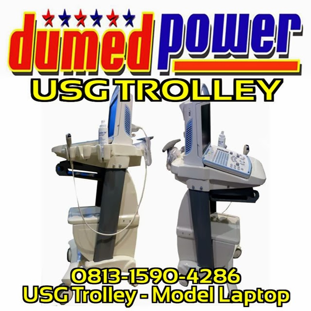 USG-Portable-Trolley-Model-Laptop-Mindray