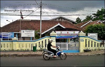 Kantor Kelurahan Kotakaler, Kab. Sumedang