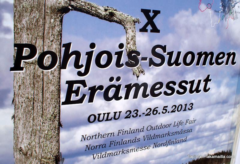 Pohjois-Suomen Erämessut 2013