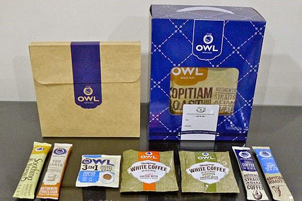 Owl Coffee Giveaway!