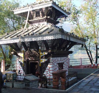 Barahi Mandir Pokhara