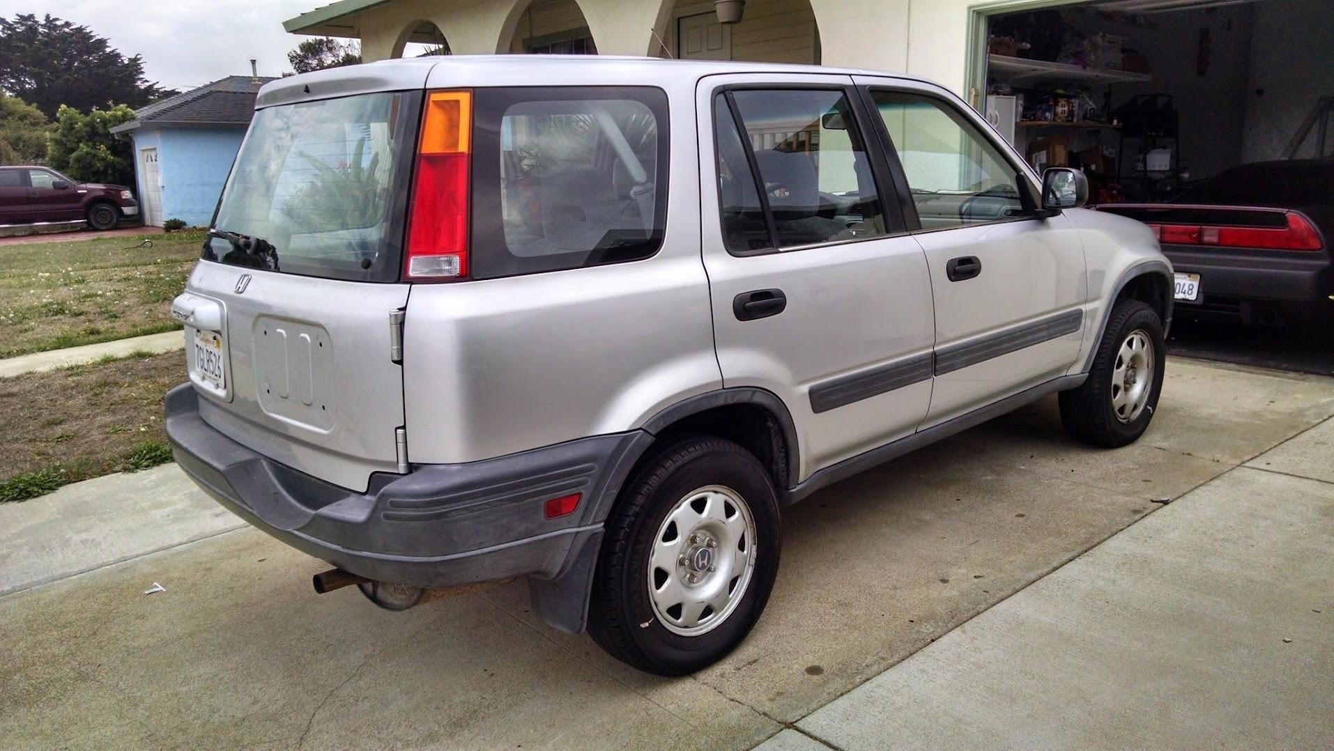 My 1998 CR-V minor build thread - Honda-Tech - Honda Forum ...
