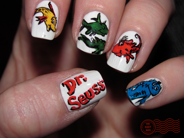 Dr Seussical The Daily Nail