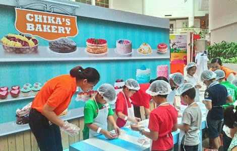 events, play areas for children, services for children, KidZania Manila