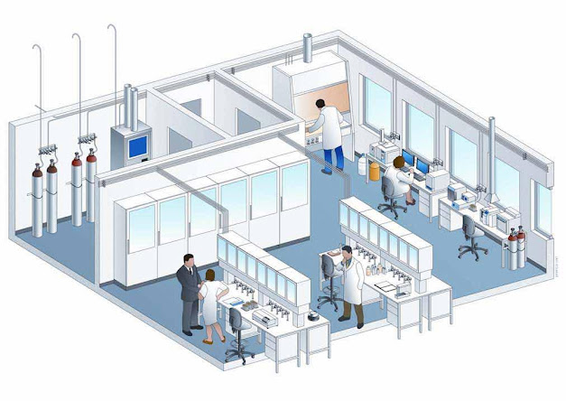 Laboratory Gas Piping System Installation Engineer S