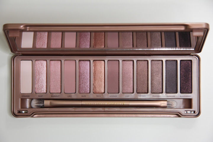 urban decay naked 3 palette the anna edit. Black Bedroom Furniture Sets. Home Design Ideas